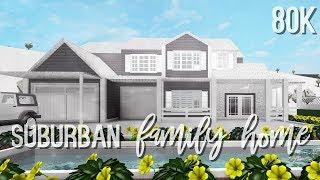 Bloxburg: Suburban Family Home(80k)