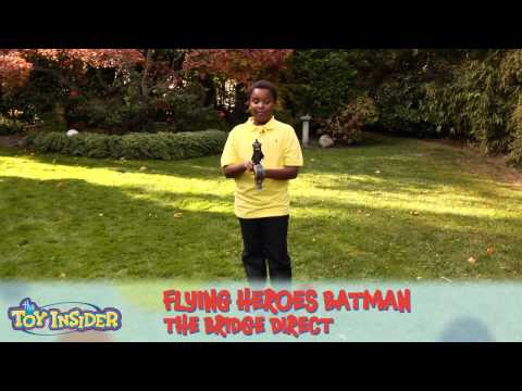 Flying Heroes - Toy Insider Kids Review