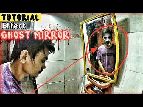 TUTORIAL effect GHOST MIRROR | KINEMASTER