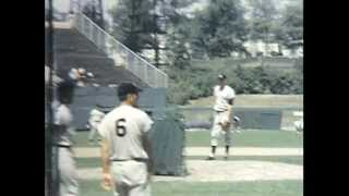 1962 New York Yankees and Baltimore Orioles Batting Practice