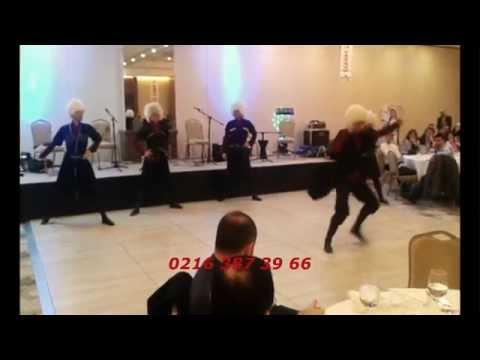 Kiralama,Çerkez Adige Oyunları Ekibi,Kafkas Dance  ♫ █▬█ █ ▀█▀♫