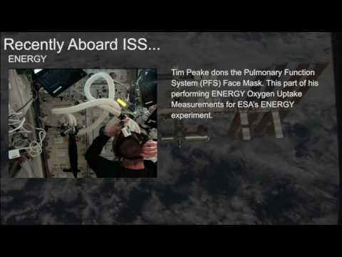 Monthly ISS Research Video Update for June 2016