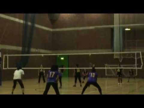 Portsmouth Women's Volleyball