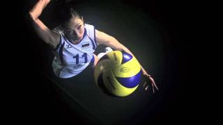 FIVB Heroes in Super Slow Motion - Ekaterina Gamova