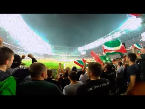 Фаната телепортировали на стадион