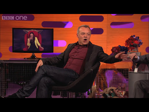 Mark Wahlberg flips the Red Chair - The Graham Norton Show - Series 12 Episode 15 Preview - BBC One