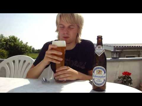 TMOH - Beer Review 134#: Weihenstephaner Hefe Weissbier
