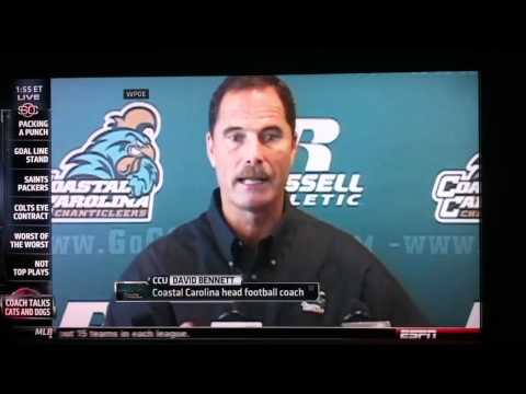 Coastal Carolina Coach