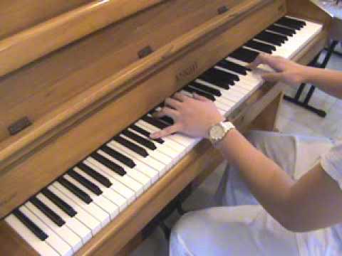Akon - Beautiful Piano by Ray Mak