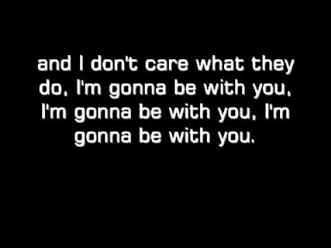 Akon - Be With You (Lyrics)
