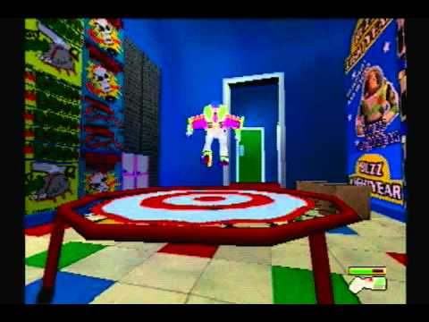Toy Story 2 Al S Toy Barn Part 1 Youtube
