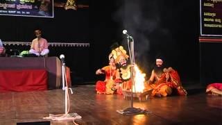 Yakshagana - Mantapa Thrivali - Daksha Yajna- Part 13
