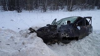 Russian Car crash compilation February 2016 part 1 Dash Cam Compilation 2016