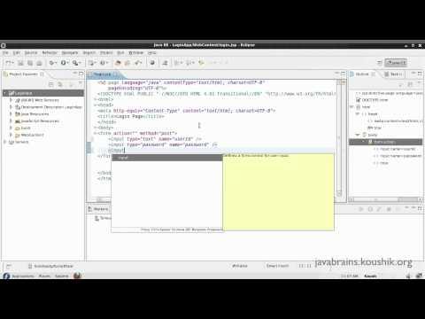 Web JSP con Acceso de Datos Parte 1
