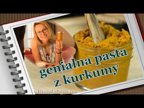 Pasta Z Kurkumy - Naturalny Antybiotyk -  Podnosi Odporność Organizmu!