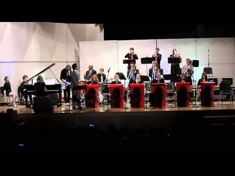 Pick Up the Pieces performed by the Wisconsin Lutheran High School Jazz Ensemble