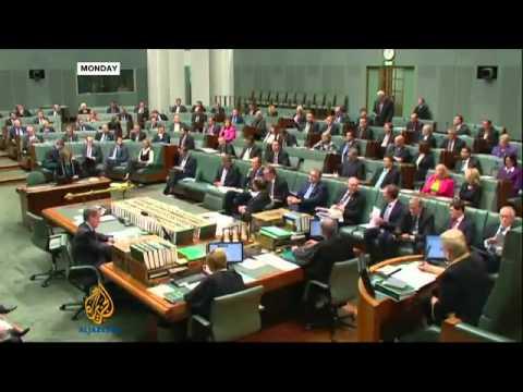 Indonesia Freezes Ties With Australia