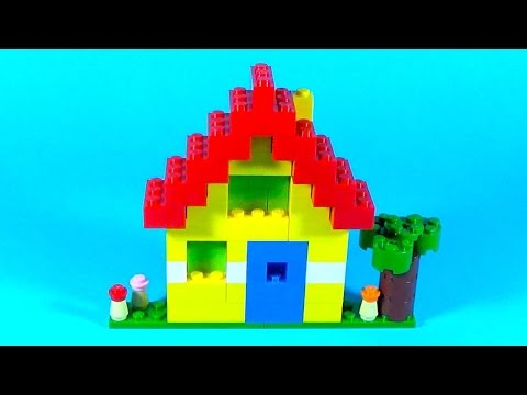 How Do You Build A House Out Of Legos