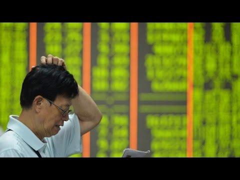 Understanding China's stock market meltdown
