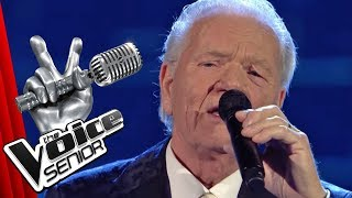 Andrea Bocelli - The Prayer (Fritz Bliesener) | The Voice Senior | Finale | SAT.1 TV