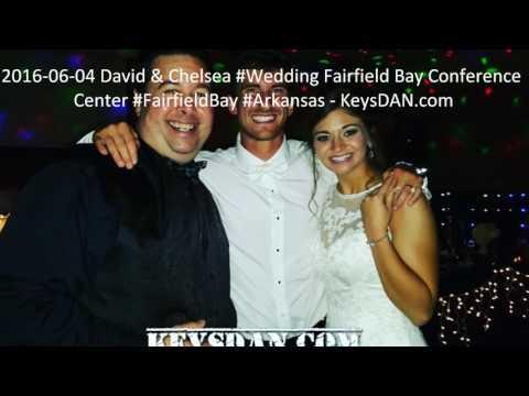 2016 06 04 David & Chelsea #Wedding Fairfield Bay Conference Center #FairfieldBay #Arkansas   KeysDA