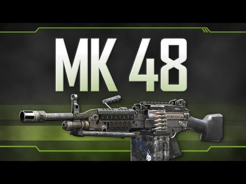 Mk 48 - Black Ops 2 Weapon Guide