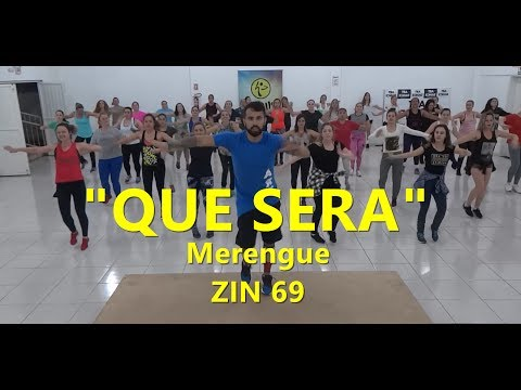 Zumba® - ZIN 69 - Que Sera - Merengue l Cia Art Dance