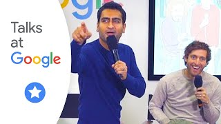 """HBO's """"Silicon Valley""""   Talks at Google"""