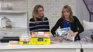FoodSaver Compact Full Size Vacuum Sealer with Accessories on QVC