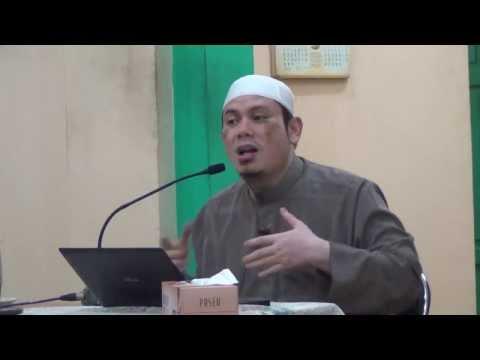 Bid'ah Hasanah Bag. 1 - Abu Abdillah Ahmad Zainuddin