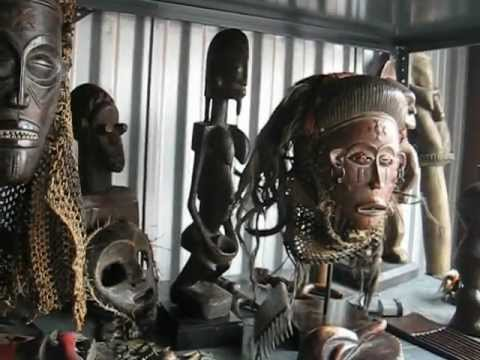 Antique African Sculpture Art For Sale $1,000 and Up