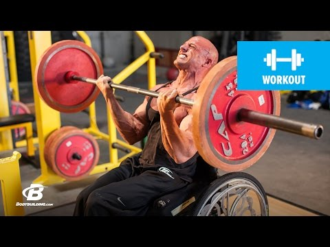 Nick Scott Fitness 360: Becoming The Beast - Bodybuilding.com