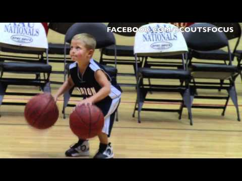 5 Year Old Prodigy wins 19u AAU National Championship. Future Duke point guard?