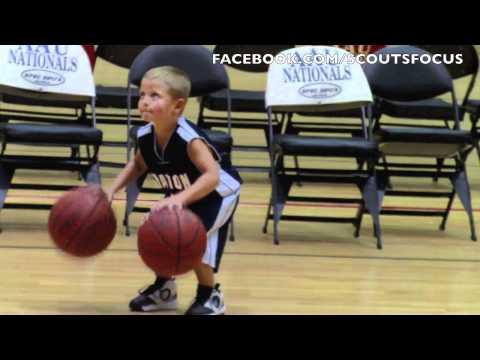 5 Year Old Prodigy wins 19u AAU National Championship. Future Duke point guard?