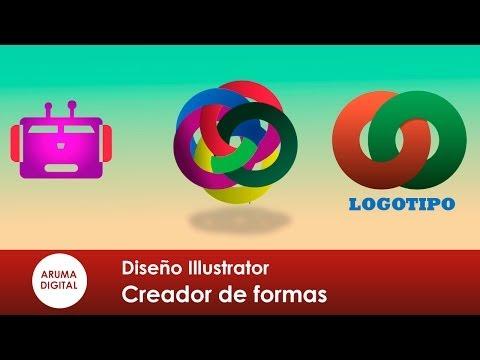 Illustrator 157 Herramienta creador de formas