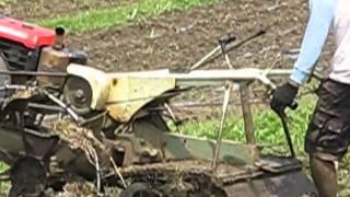 Yanmar Hand Tiller Rotary Tractor