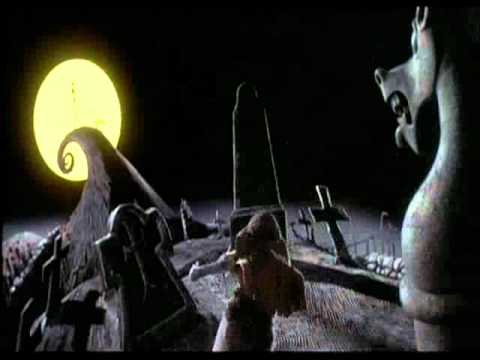 The Nightmare Before Christmas Re Del Blu Re Del Mai