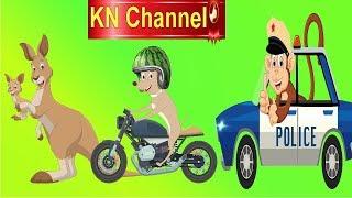 Hoạt hình KN Channel BÉ NA THI BẮT CHUỘT VỚI MÈO & CHÓ tập 8 | Hoạt hình Việt Nam | GIÁO DỤC MẦM NON