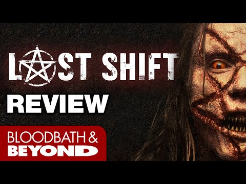 Last Shift (2014) - Horror Movie Review