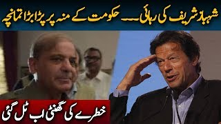 Shabaz Sharif Relief Made Great Trouble For PTI Govt???