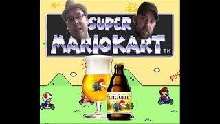 Super Mario Kart sur SNES avec Sam
