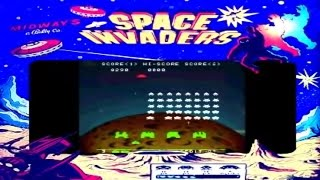 Space Invaders - Arcade (Taito/Midway 1978)