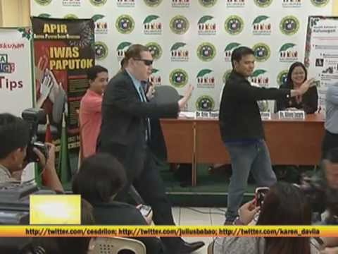 0 - Watch News DOH goes 'Gangnam Style' in anti-fireworks drive - Philippine Daily News