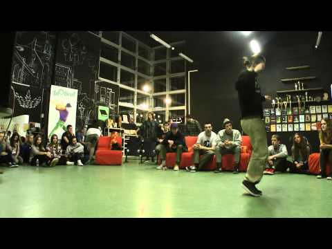 Redži vs Joana | 2/4 | Unleash Your Flava | 2014 03 07