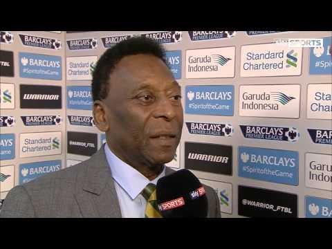 Liverpool 1-2 Man Utd - Pele Post Match Interview 22.03.2015