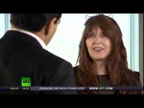 Janis Sharp talks to RT about Gary McKinnon