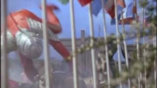 キングジョー vs ウルトラセブンの動画
