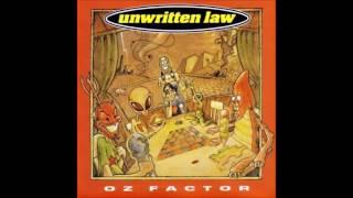 Watch Unwritten Law Oz Factor video