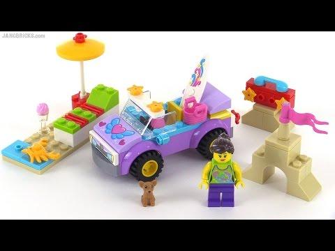 LEGO Juniors Beach Trip review! set 10677