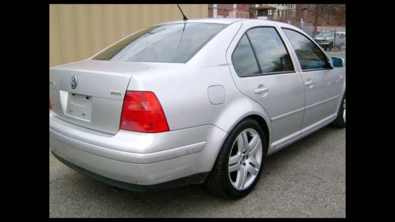 2001 VolksWagen Jetta GLS VR6 For Sale Cheap - $4,400 - YouTube